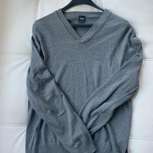 Hugo Boss Men's Sweater- Large
